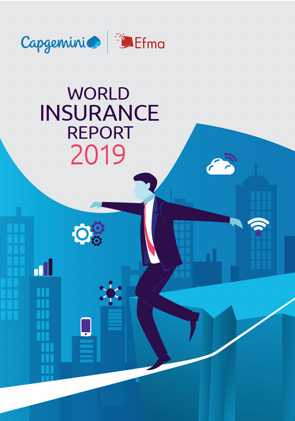 Capgemini World Insurance Report 2019 image