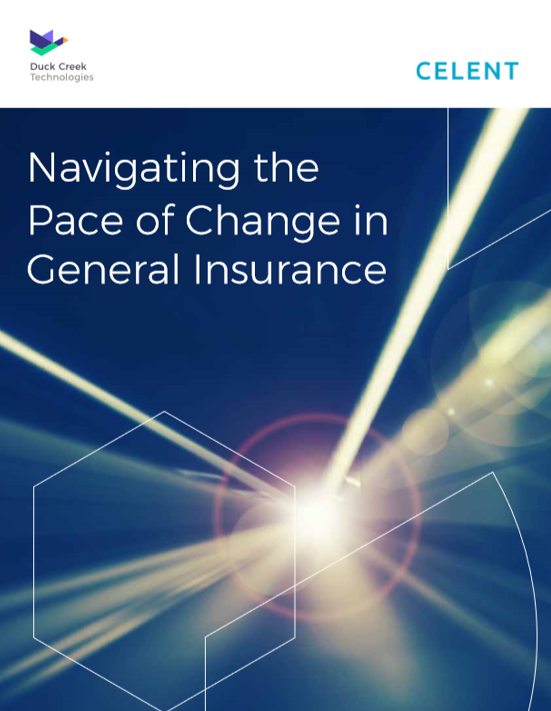 Navigating the Pace of Change in General Insurance Image