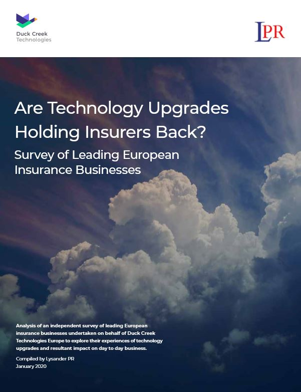 EMEA Upgrades survey