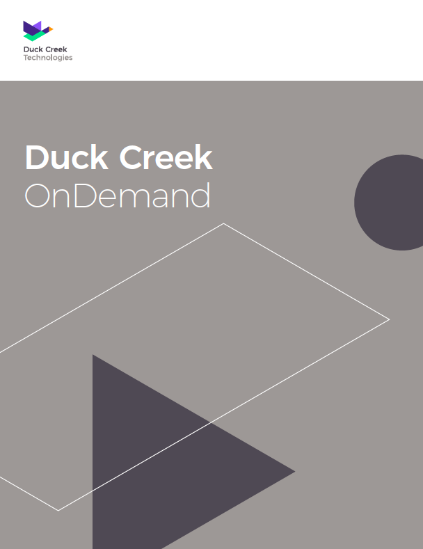 Duck Creek OnDemand LP resource photo